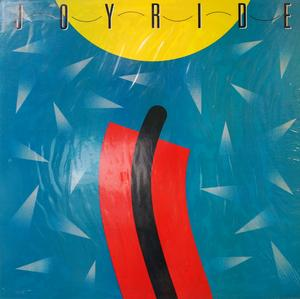 Album  Cover Joyride - Joyride on NOVA Records from 1991