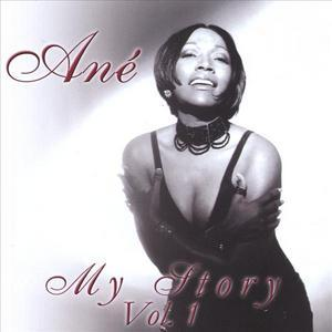 Album  Cover Ané - My Story on SAMA Records from 2004