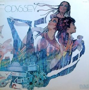 Album  Cover Odyssey - Odyssey on RCA Records from 1977