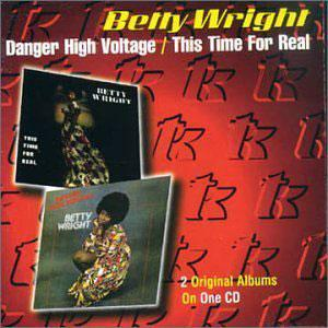 Front Cover Album Betty Wright - Danger, High Voltage