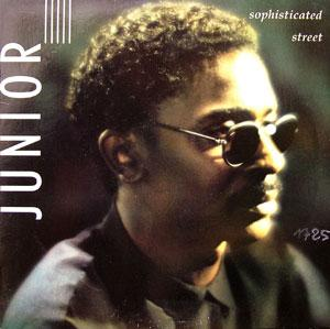 Album  Cover Junior - Sophisticated Street on LONDON Records from 1988