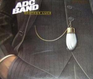 Album  Cover Adc Band - Brother Luck on COTILLION (ATLANTIC RECORDING) Records from 1981