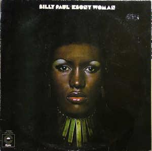 Album  Cover Billy Paul - Ebony Woman on NEPTUNE Records from 1970