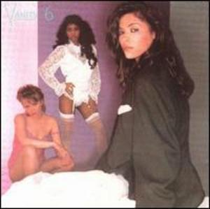 Album  Cover Vanity 6 - Vanity 6 on WARNER BROS. Records from 1982