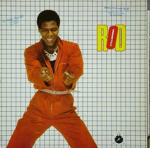 Album  Cover Rod - Rod on PRELUDE Records from 1980