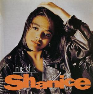 Album  Cover Shanice Wilson - Inner Child on MOTOWN Records from 1991