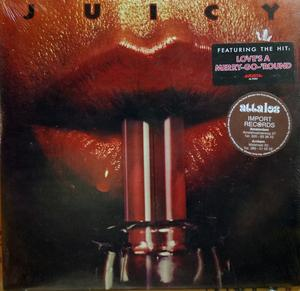 Album  Cover Juicy - Juicy on ARISTA Records from 1982