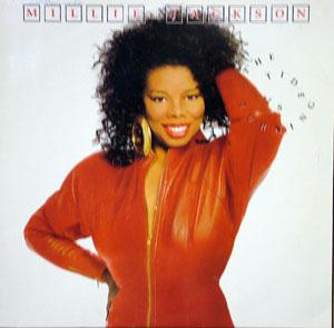 Front Cover Album Millie Jackson - The Tide Is Turning