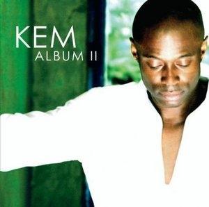 Album  Cover Kem - Album Ii on MOTOWN Records from 2005
