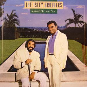 Front Cover Album The Isley Brothers - Smooth Sailin'
