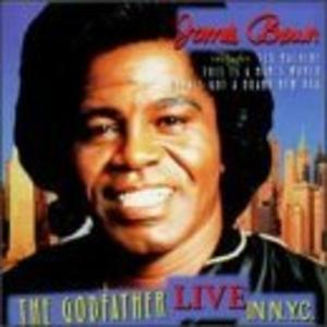 Front Cover Album James Brown - Live In New York