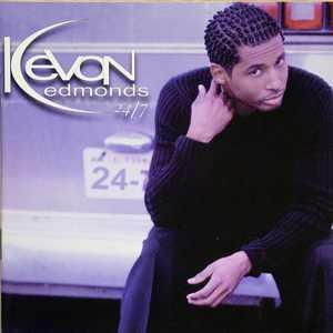 Album  Cover Kevon Edmonds - 24/7 on RCA Records from 1999
