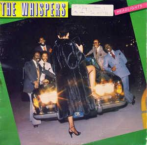 Album  Cover The Whispers - Headlights on SOLAR Records from 1978