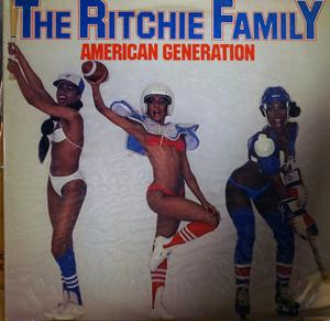 Album  Cover The Ritchie Family - American Generation on MARLIN Records from 1978