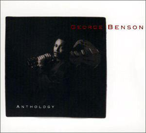 Album  Cover George Benson - Anthology on RHINO Records from 2000