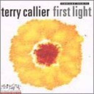 Album  Cover Terry Callier - First Light on PREMONITION Records from 1998