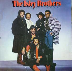Front Cover Album The Isley Brothers - Go All The Way