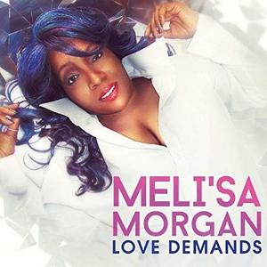 Front Cover Album Meli'sa Morgan - Love Demands
