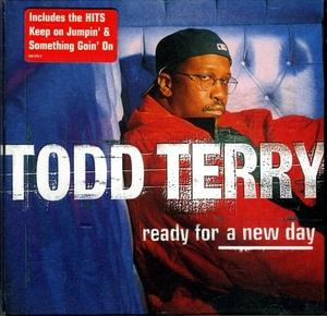 Album  Cover Todd Terry Project - Ready For A New Day on LOGIC Records from 1997