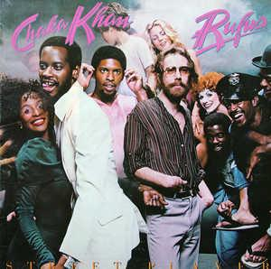 Album  Cover Rufus & Chaka Khan - Street Player on ABC Records from 1978