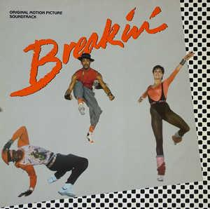 Album  Cover Various Artists - Breakin' (ost) on POLYGRAM Records from 1984