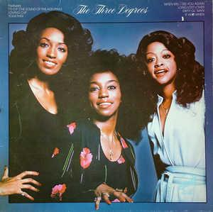 Front Cover Album The Three Degrees - The Three Degrees [Compilation]
