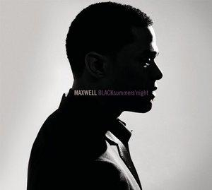 Album  Cover Maxwell - Blacksummers'night on COLUMBIA Records from 2009