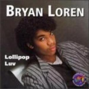 Album  Cover Bryan Loren - Lollipop Luv on  Records from 1996