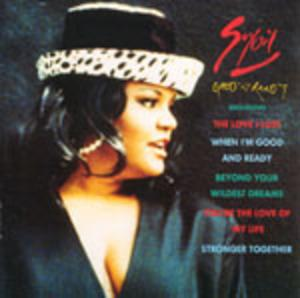 Album  Cover Sybil - Good And Ready on NEXT PLATEAU Records from 1993