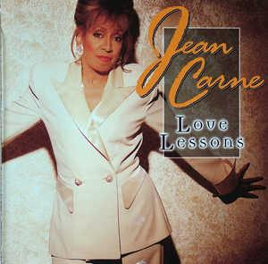 Album  Cover Jean Carne - Love Lessons on EXPANSION Records from 1997