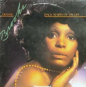 Album  Cover Dianne Brooke - Back Stairs Of My Life on REPRISE Records from 1976