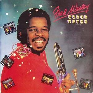 Front Cover Album Fred Wesley - House Party