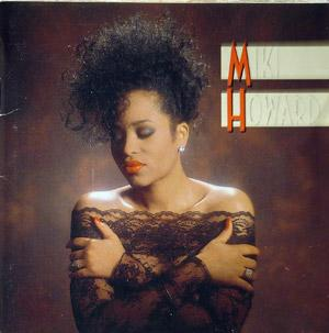 Album  Cover Miki Howard - Miki Howard on ATLANTIC Records from 1989