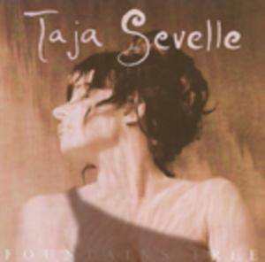 Album  Cover Taja Sevelle - Fountains Free on WARNER BROS. Records from 1991