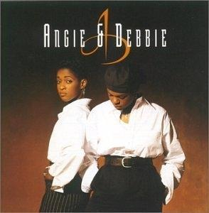Album  Cover Angie & Debbie - Angie & Debbie on CAPITOL Records from 1993