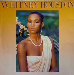 Front Cover Album Whitney Houston - Whitney Houston