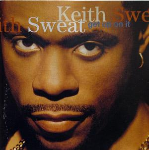 Front Cover Album Keith Sweat - Get Up On It