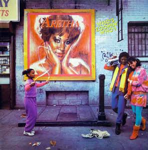Album  Cover Aretha Franklin - Who's Zoomin' Who? on ARISTA Records from 1985