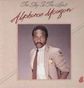 Album  Cover Alphonse Mouzon - The Sky Is The Limit on METRONOME Records from 1985