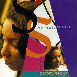 Album  Cover Stephanie Mills - Personal Inspirations on GOSPO-CENTRIC Records from 1995