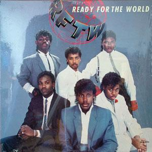 Album  Cover Ready For The World - Ready For The World on MCA Records from 1985