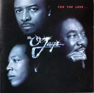 Front Cover Album The O'jays - For The Love Of