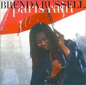 Album  Cover Brenda Russell - Paris Rain on HIDDEN BEACH RECORDINGS Records from 2000