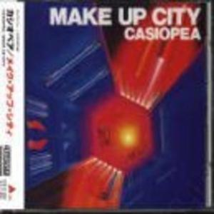 Album  Cover Casiopea - Make Up City on  Records from 1980