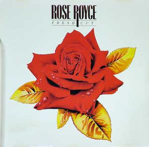 Album  Cover Rose Royce - Fresh Cut on OMNI Records from 1987