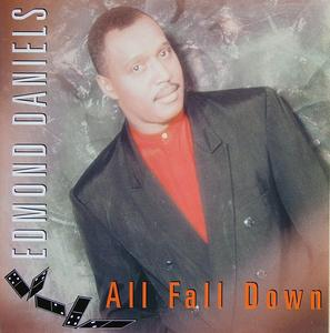 Front Cover Album Edmond Daniels - All Fall Down