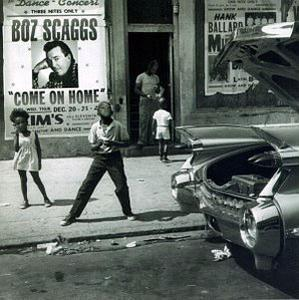 Album  Cover Boz Scaggs - Come On Home on VIRGIN Records from 1997