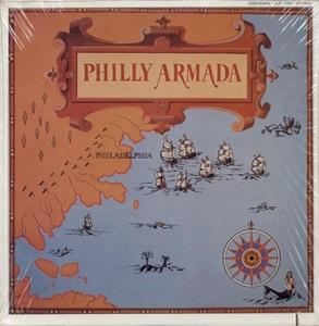 Front Cover Album The Armada Orchestra - Philly Armada