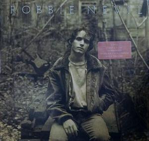 Album  Cover Robbie Nevil - Robbie Nevil on MANHATTAN Records from 1986
