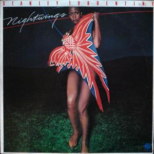 Album  Cover Stanley Turrentine - Nightwings on FANTASY Records from 1977